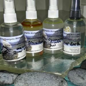 healing sprays